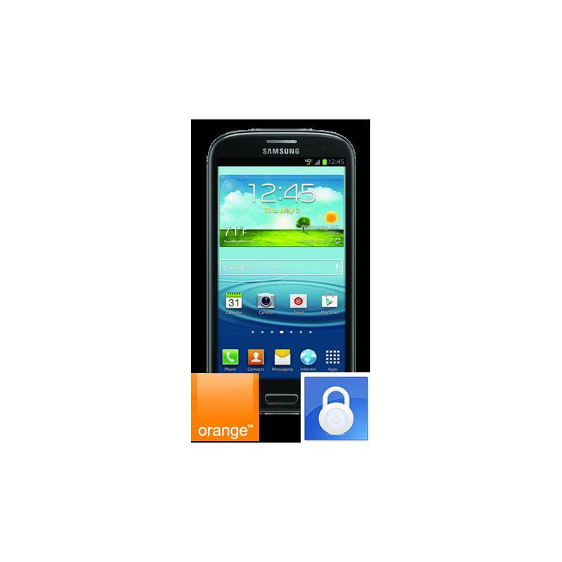 Desimlocker Iphone S Orange