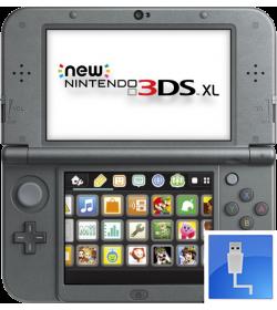 Remplacement Connecteur Charge Nintendo 3DS XL