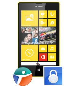 Déblocage Lumia 520