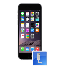 Remplacement Connecteur Charge Iphone 6 Plus