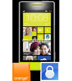 Déblocage HTC 8S
