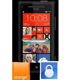 Déblocage HTC 8X