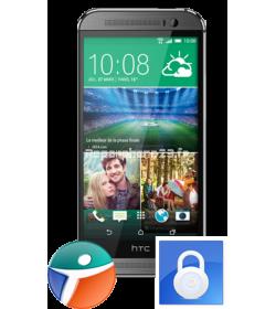 Déblocage HTC One M8