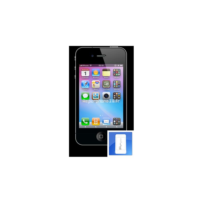 Changer Vitre Iphone  S