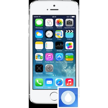 d soxydation smartphone iphone 5s tomber dans l 39 eau reparphone29. Black Bedroom Furniture Sets. Home Design Ideas
