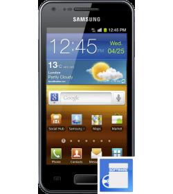 Forfait récupération des données supprimées Galaxy S