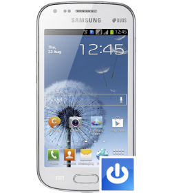 Remplacement Bouton Power Galaxy S Duos