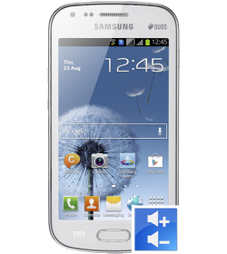Remplacement Bouton Volume Galaxy S Duos