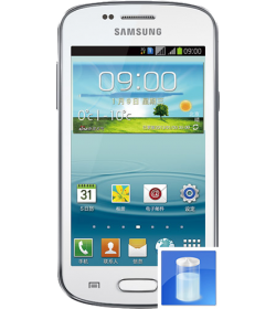 Remplacement Batterie Galaxy Trend