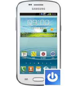 Remplacement Bouton Power Galaxy Trend