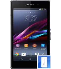 Remplacement écran LCD+Vita tactile Xperia Z