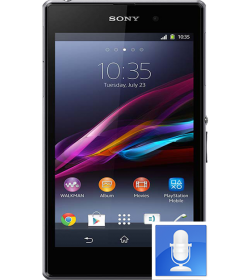 Remplacement Micro Xperia Z