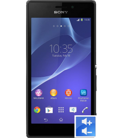 Remplacement Bouton Volume Xperia M2