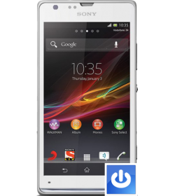 Remplacement Bouton Power Xperia SP
