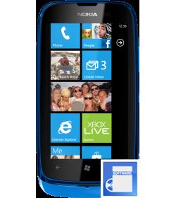 Forfait récupération des données supprimées Lumia 610
