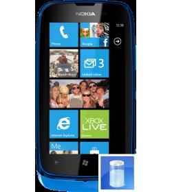 Remplacement Batterie Lumia 610