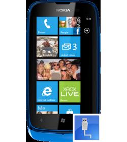 Remplacement Connecteur Charge Lumia 610