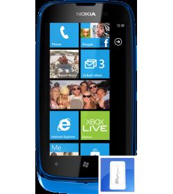 Remplacement écran LCD Lumia 610
