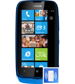 Remplacement Vibreur Lumia 610