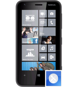 Forfait réparation circuit imprimé micro soudure Lumia 620
