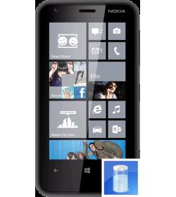 Remplacement Batterie Lumia 620