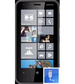 Remplacement Connecteur Charge Lumia 620