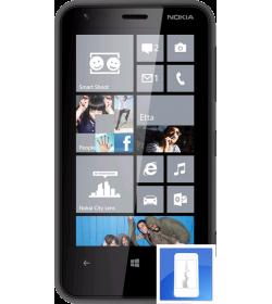 Remplacement écran LCD Lumia 620