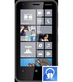 Remplacement Prise Jack Lumia 620