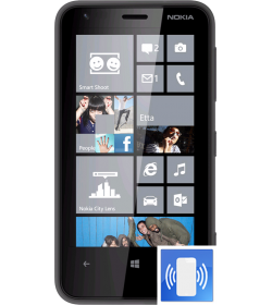 Remplacement Vibreur Lumia 620