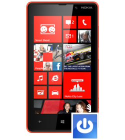 Remplacement Bouton Power Lumia 820