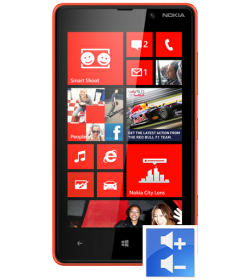 Remplacement Bouton Volume Lumia 820