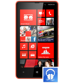 Remplacement Prise Jack Lumia 820