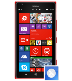Forfait réparation circuit imprimé micro soudure Lumia 1520