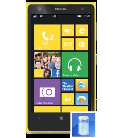 Remplacement Batterie Lumia 1020