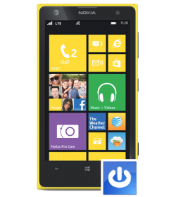 Remplacement Bouton Power Lumia 1020