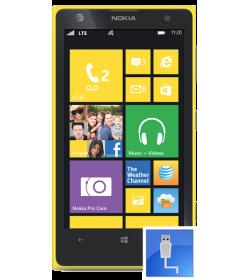 Remplacement Connecteur Charge Lumia 1020