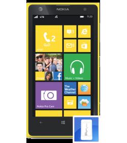 Remplacement écran LCD + Vitre tactile Lumia 1020