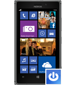 Remplacement Bouton Power Lumia 925