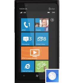 Forfait réparation circuit imprimé micro soudure Lumia 900
