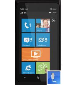 Remplacement Connecteur Charge Lumia 900
