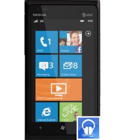 Remplacement Prise Jack Lumia 900