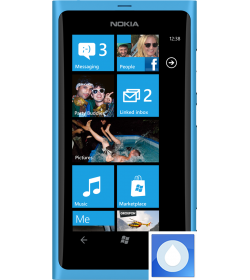 Désoxydation Lumia 800