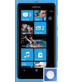 Forfait réparation circuit imprimé micro soudure Lumia 800