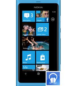 Remplacement Prise Jack Lumia 800