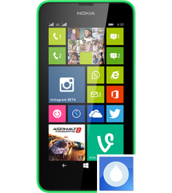 Désoxydation Lumia 630