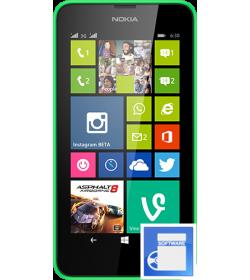 Forfait récupération des données supprimées Lumia 630