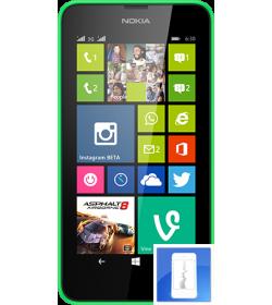 Remplacement écran LCD + Vitre tactile Lumia 630