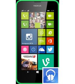 Remplacement Prise Jack Lumia 630
